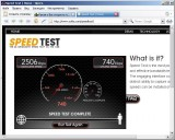 inet speed at work